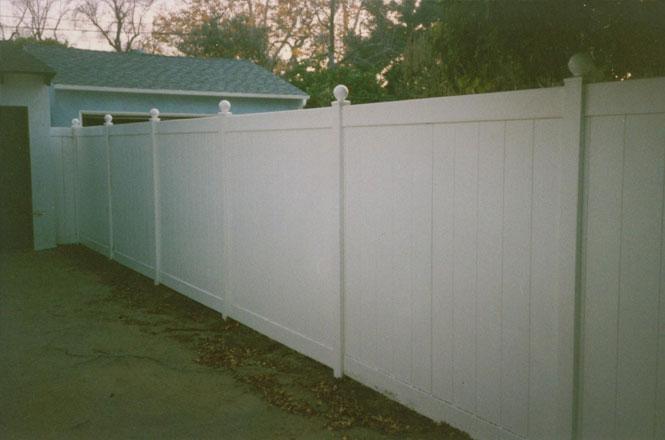 Privacy Fence Vinyl Mart Depot