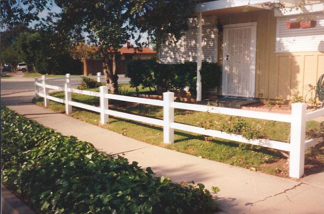 Ranch Fence Vinyl Mart Depot